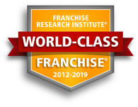 World Class Franchise 2012-2019 from the Franchise Research Institute